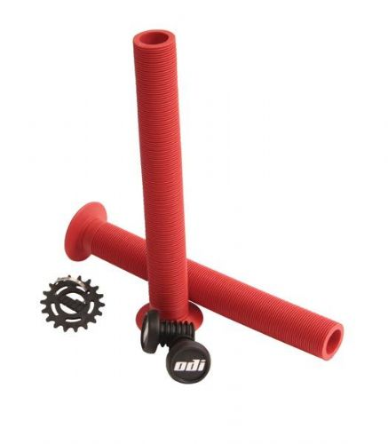 ODI XL Longneck Grips Red
